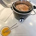 鮭魚親子丼雖然是雞蛋