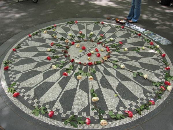 紀念約翰藍儂的草莓園