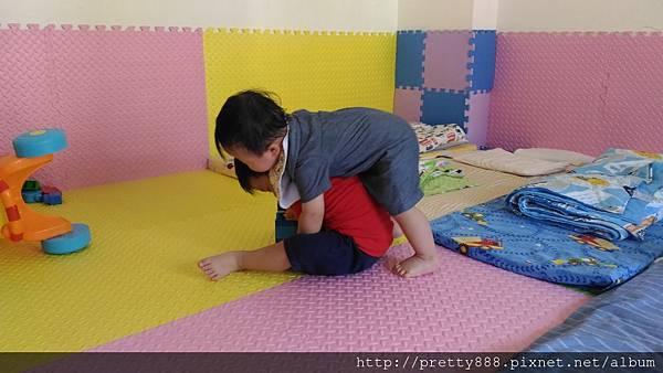 哥哥我們來玩相撲遊戲