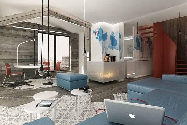 Blue-Brown-white-decor-scheme-665x444