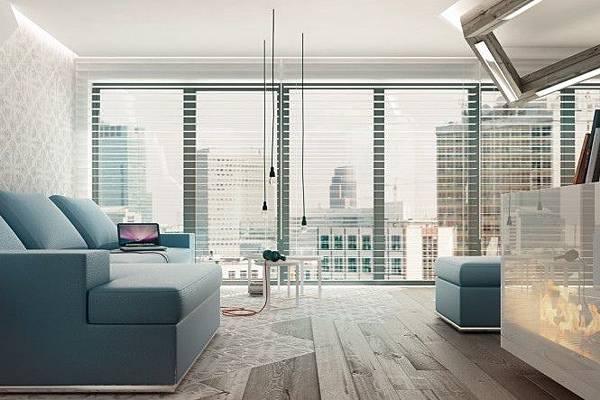 Blue-white-living-room-665x443