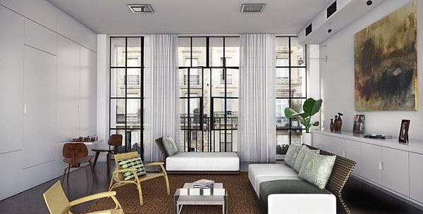 Contemporary-white-living-room-665x336