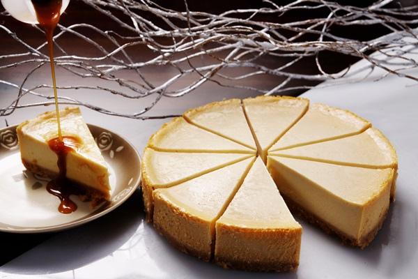 乳酪蛋糕熱量