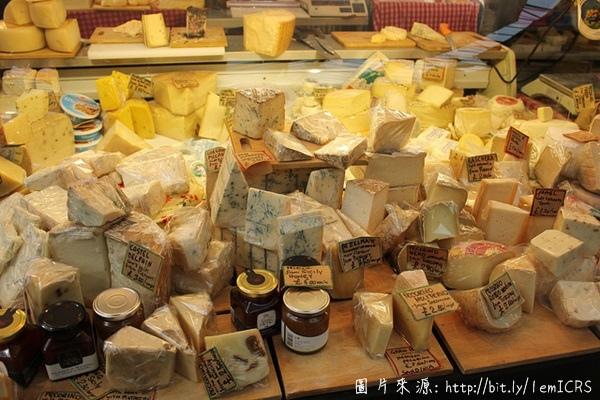 乳酪搭配吃法