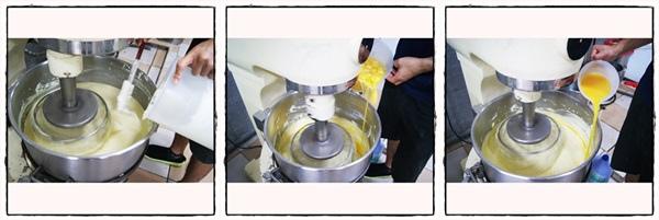 乳酪蛋糕製作步驟3