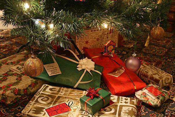 聖誕交換禮物1