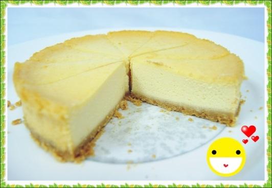 免烤乳酪蛋糕1