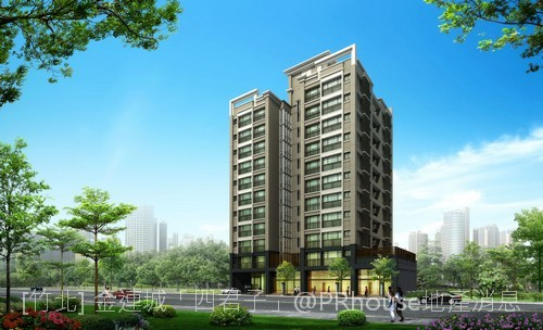 [竹北] 金連城建設「四君子」2011-04-12.jpg