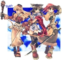aco,arc n swordgirl