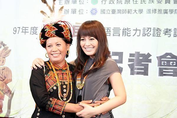 愛玲+媽媽