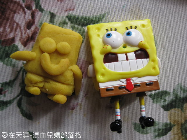 自製黏土play dough DIY