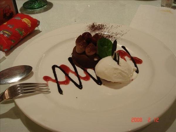 酸櫻桃巧克力