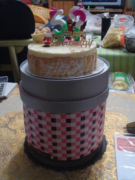 夏威夷果人蛋糕