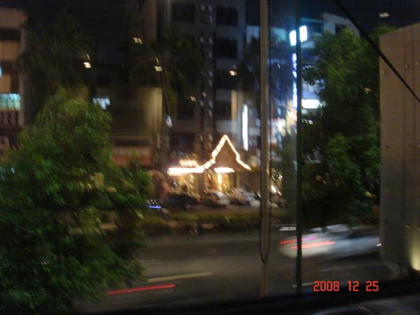 文心路三段街景