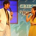 兩人是在對唱...