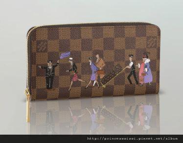 wallet zippy illustré