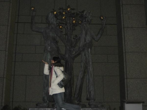 新宿的市政廳~