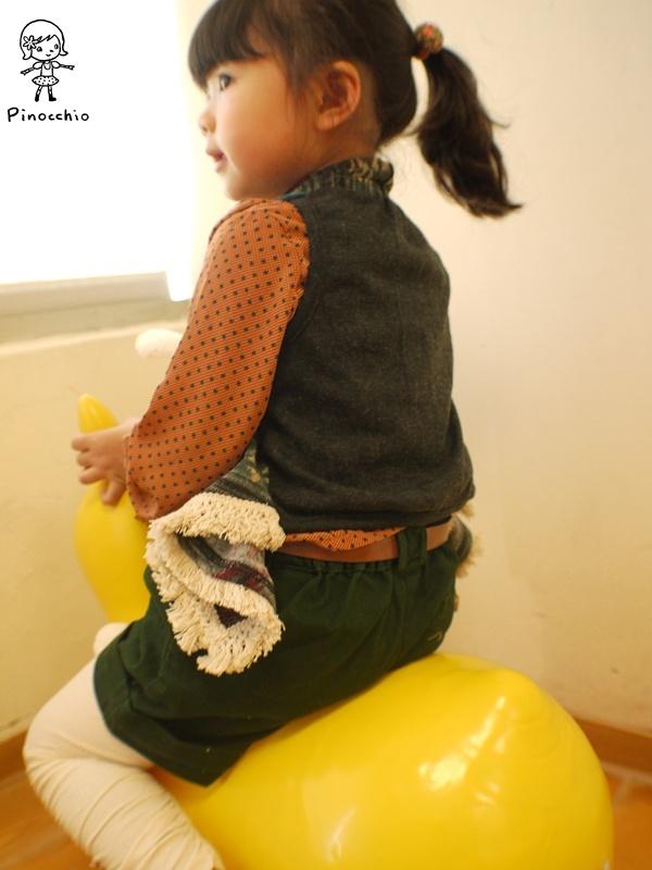 [波西米亞風]初秋穿搭好幫手-波西米亞風鬚鬚罩衫