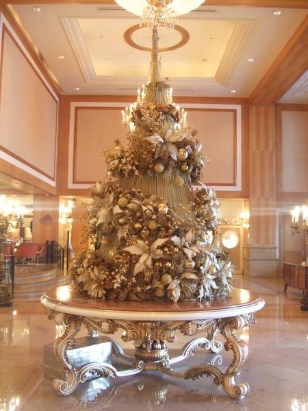 YAYA~聖誕樹No.1@漢來飯店