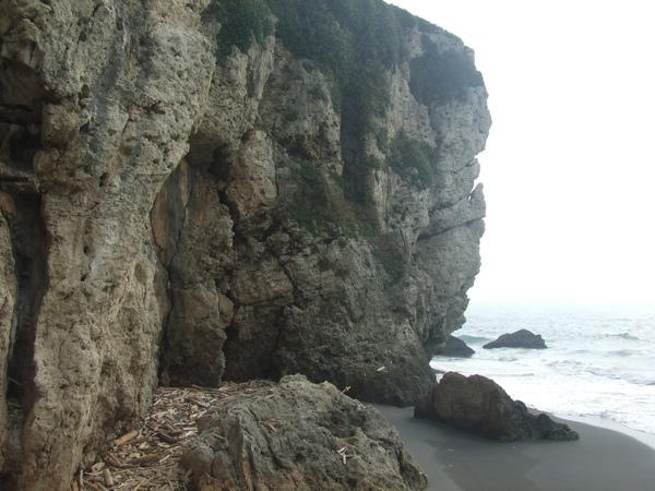 旗津大石頭