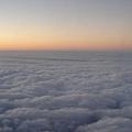 1萬多英呎台北的天空