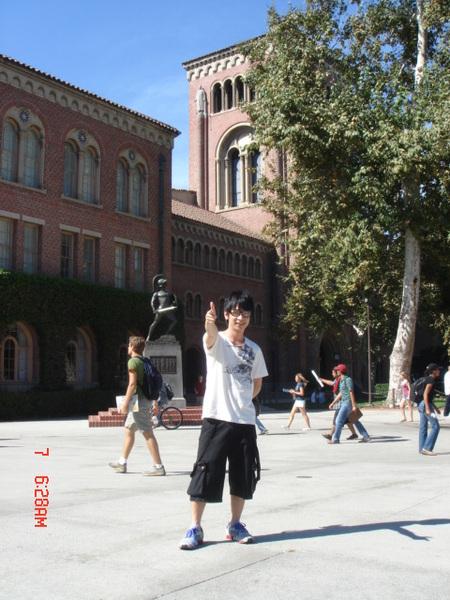 南加州大學哦!! 電影常出現