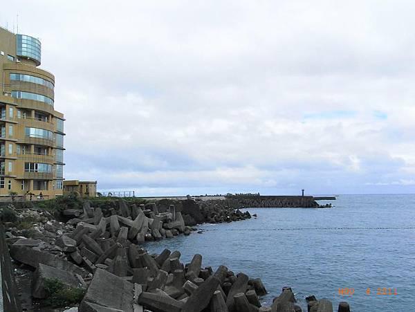 豆腐舺海邊