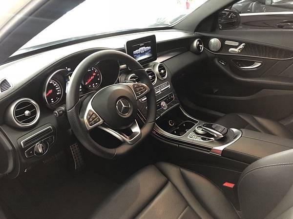 賓士 W205 2015 AMG 德總汽車 價位