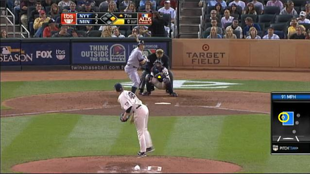 2010 Playoff Twins G2 Berkman Strike-out-1.jpg