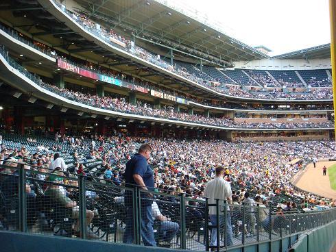 觀眾人數不少 Crowd.jpg
