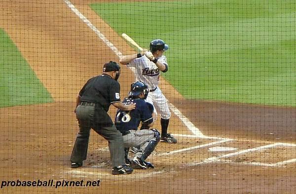 太空人隊右外野手 Hunter Pence.JPG