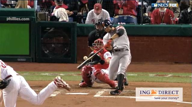 2010 ALCS G1 Cody Ross 1st HR .jpg