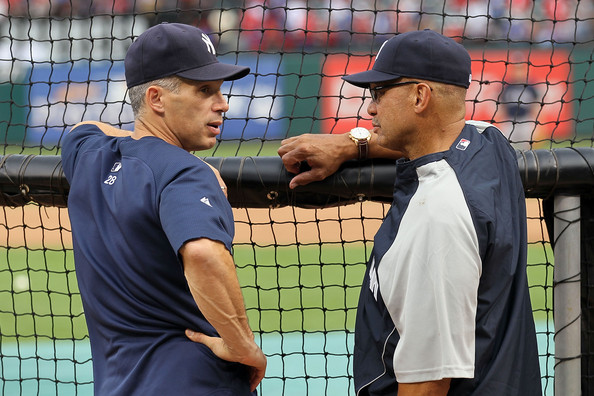 Joe Girardi and Reggie Jackson 2010 ALCS G6.jpg