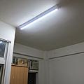3-4坪 T8 LED 18W燈+座1組