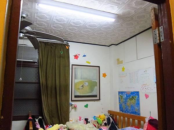 臥室 18W LED 燈管