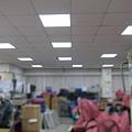 工廠 辦公室 廠房 LED平板 安裝工程