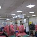 觀音工業區 LED 平版燈安裝