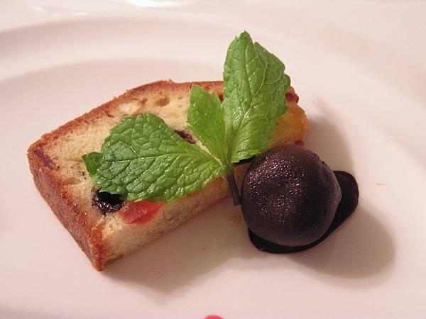 集雅朵 -- 甜點.英式水果蛋糕