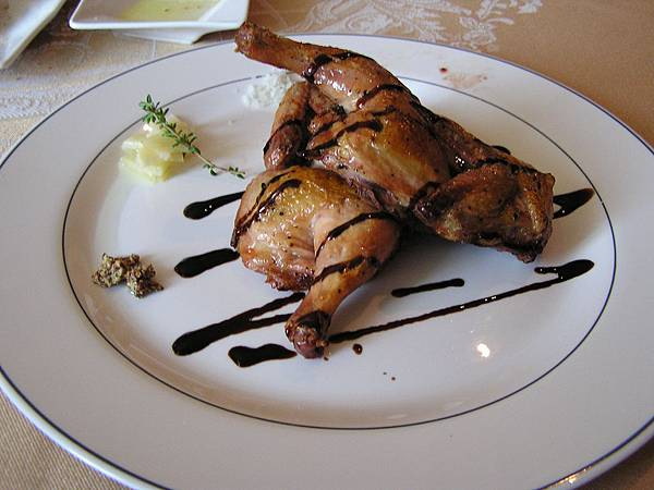 法嵐斯 -- 法國春雞