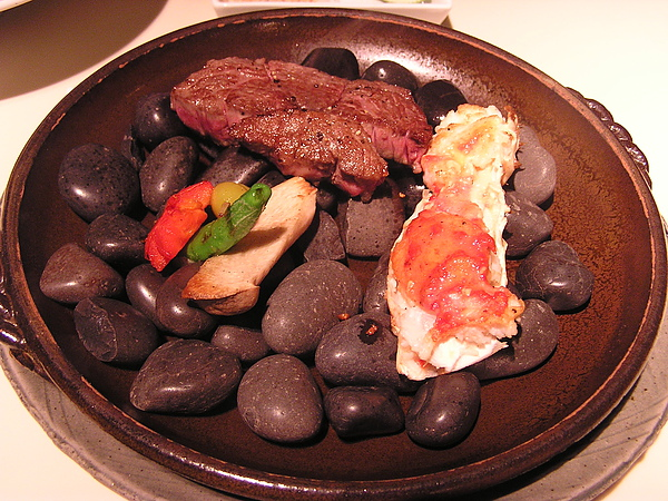 澄江 - 牛肉 vs 蟹肉雙併
