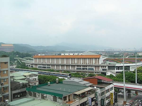 圓山尊爵會館 -- view