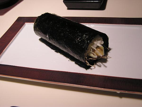 澄江 - 鮮蝦酪梨手卷