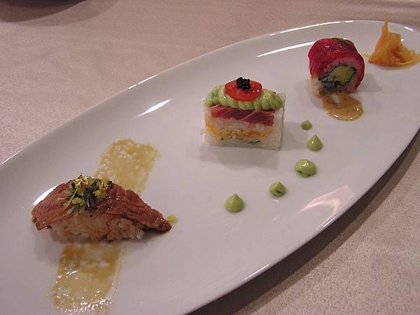 大鵬灣食堂 -- 黑鮪魚壽司