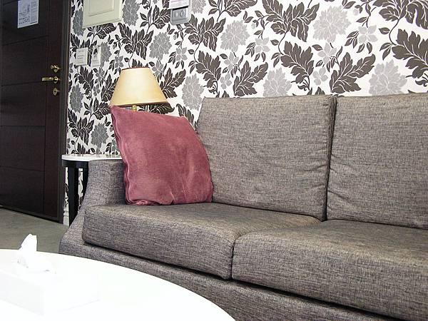 圓山尊爵會館 -- 沙發