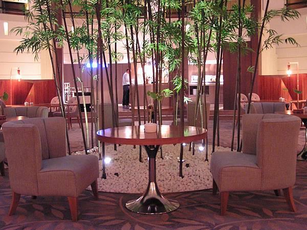 香格里拉 - 貴賓廊中間座位