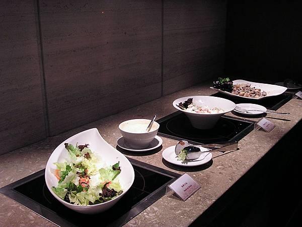 香格里拉 - 貴賓廊.沙拉