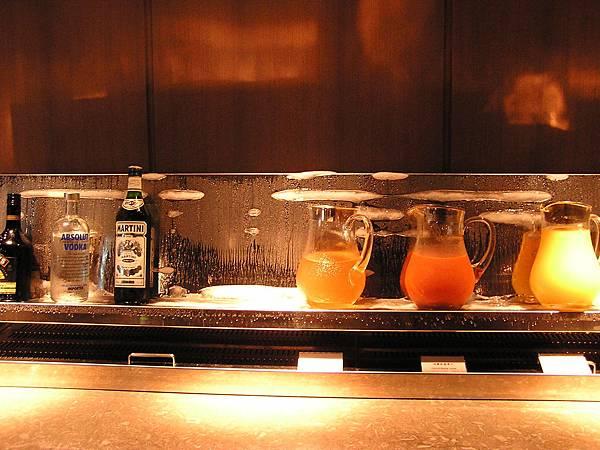 香格里拉 - 貴賓廊.果汁