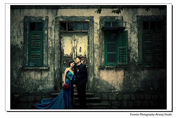 自助婚紗 澳門婚紗照 海外自助婚紗 Macau pre-wedding