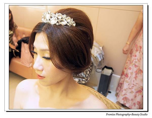 新娘秘書,自助婚紗婚禮紀錄,新娘化妝