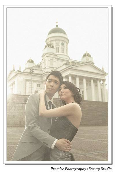 自助婚紗 結婚照 pre-wedding